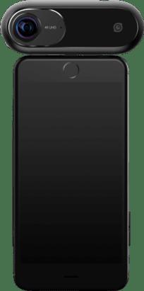 Black Insta360 One.3