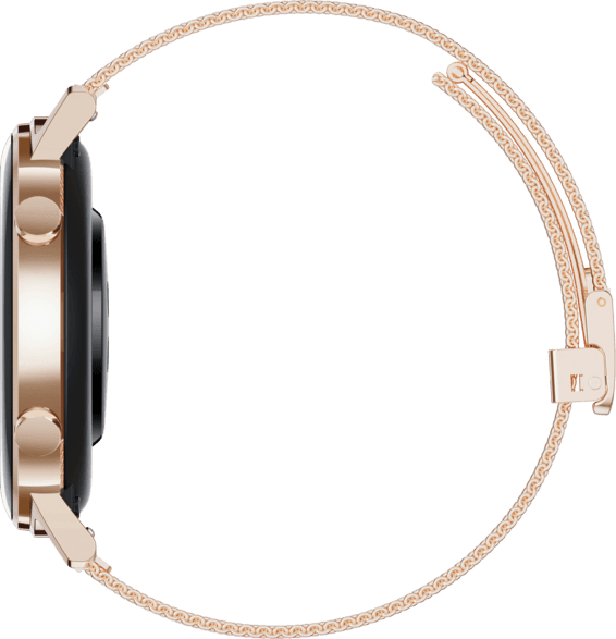 Rose Gold Huawei Watch GT2 Elegant, 42mm.3