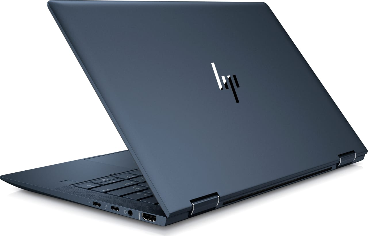 Dark Blue HP Elite Dragonfly.5