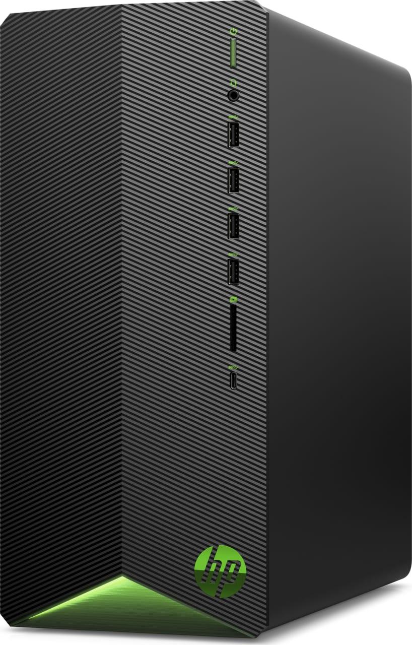 Schwarz HP Pavilion Gaming Desktop TG01-0020ng.3