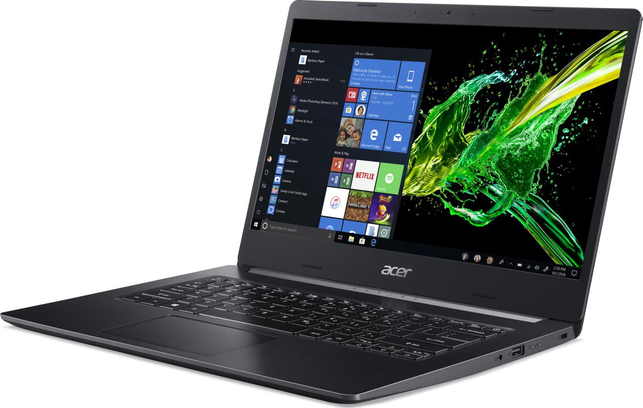 Black Acer Aspire 5  A514-52G-5303.2