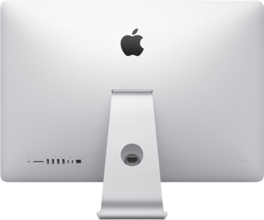 "Silver Apple iMac 21.5"" Retina 4K (Early 2019) - English (QWERTY).2"