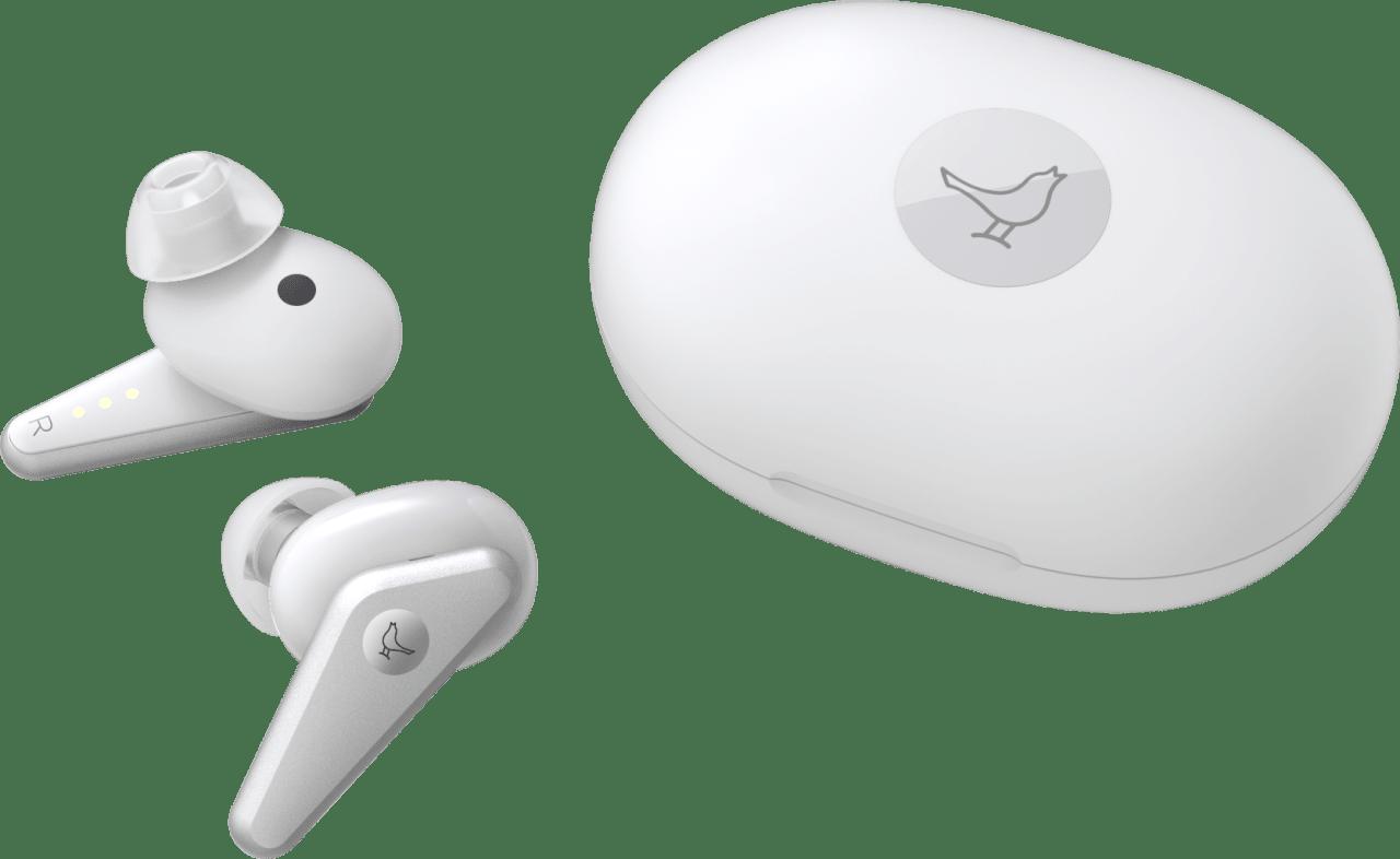 White Libratone TRACK Air + In-ear Bluetooth Headphones.3