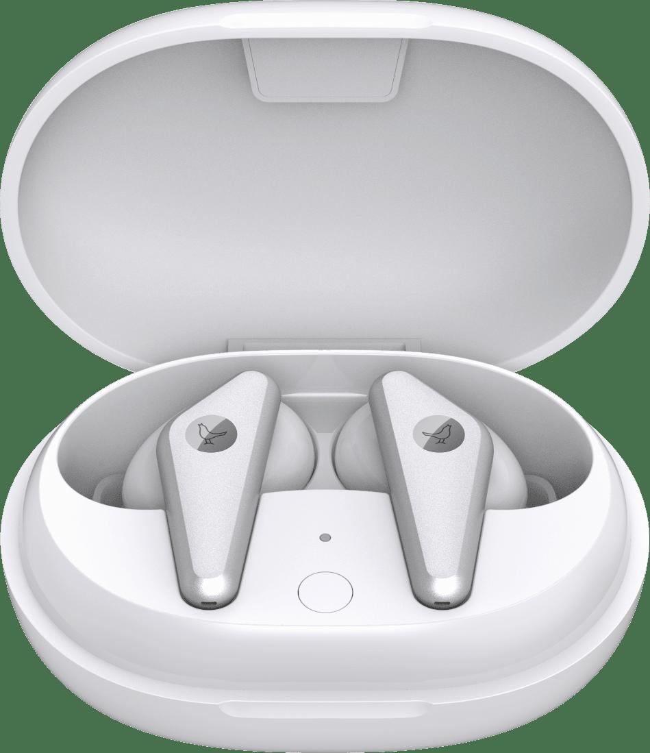 White Libratone TRACK Air + In-ear Bluetooth Headphones.4