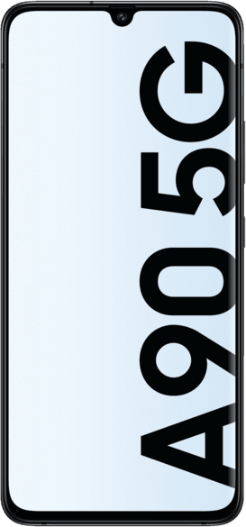 Black Samsung Galaxy A90 5G Telekom 128GB.1