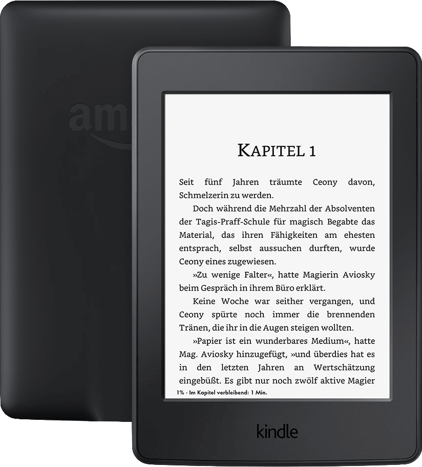 Black Kindle Paperwhite 32GB (2015).1