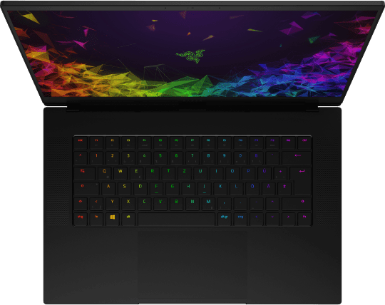 Black Razer Blade 15 Advanced (2019).2