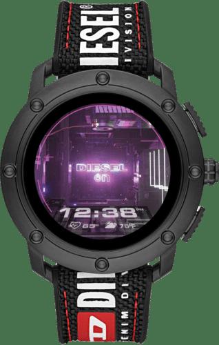 Schwarz Diesel On Axial, 48mm.1