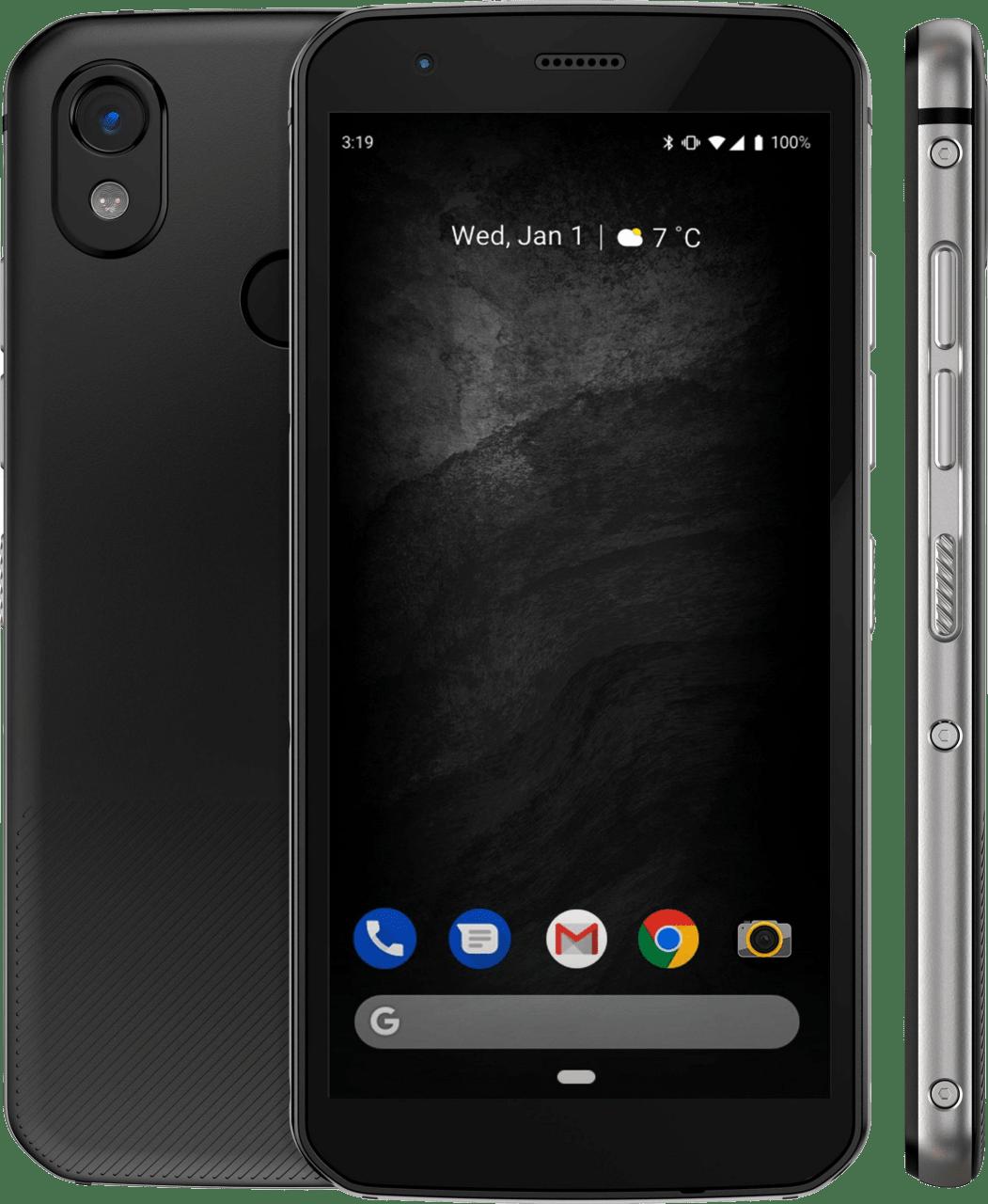 Black CAT S52  64GB.1