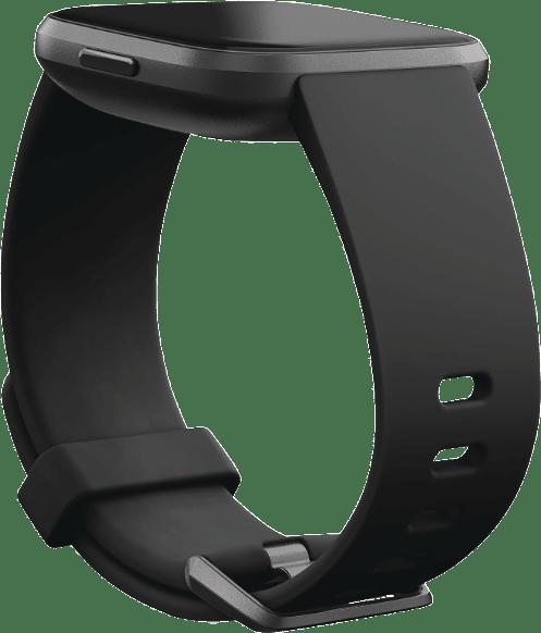 Schwarz Fitbit Versa 2.3