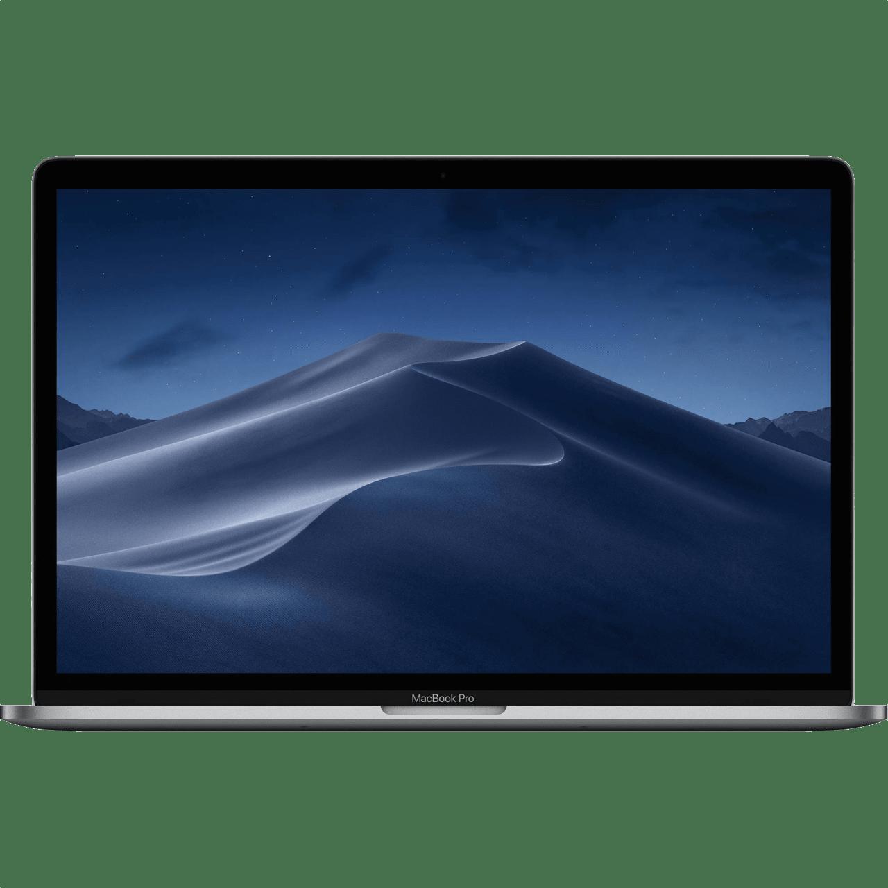 "Space Grau Apple 15"" MacBook Pro Touch Bar (Mid 2017).1"