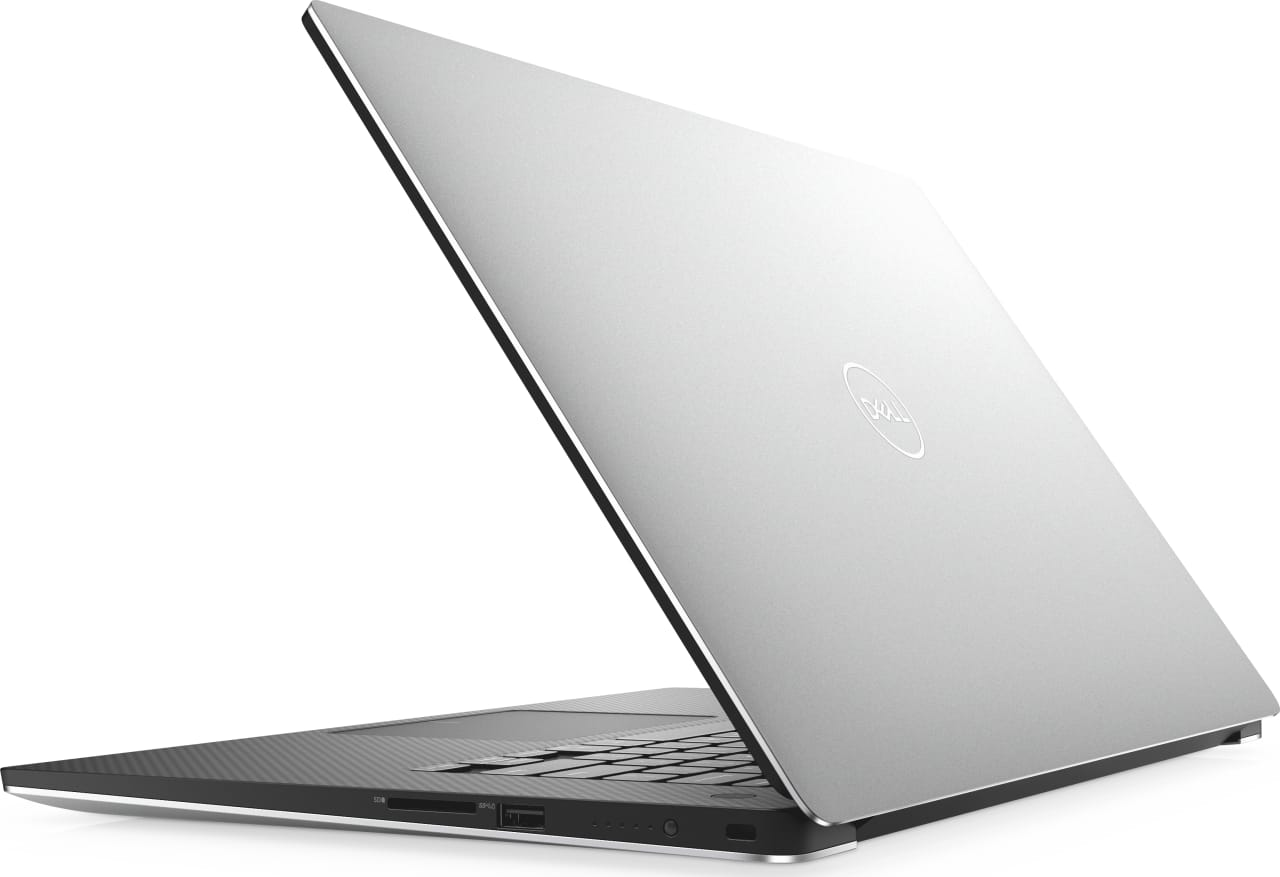 Black / Silver Dell XPS 15 7590 Touch.2