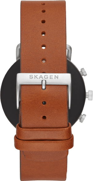 Brown Skagen Falster 2 Smartwatch.3