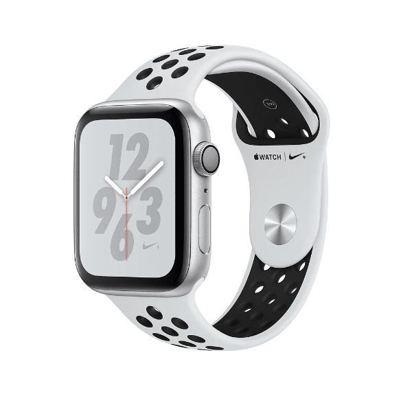Silver Sports Apple Watch Nike+ Series 4 GPS+Cell, 40mm.2