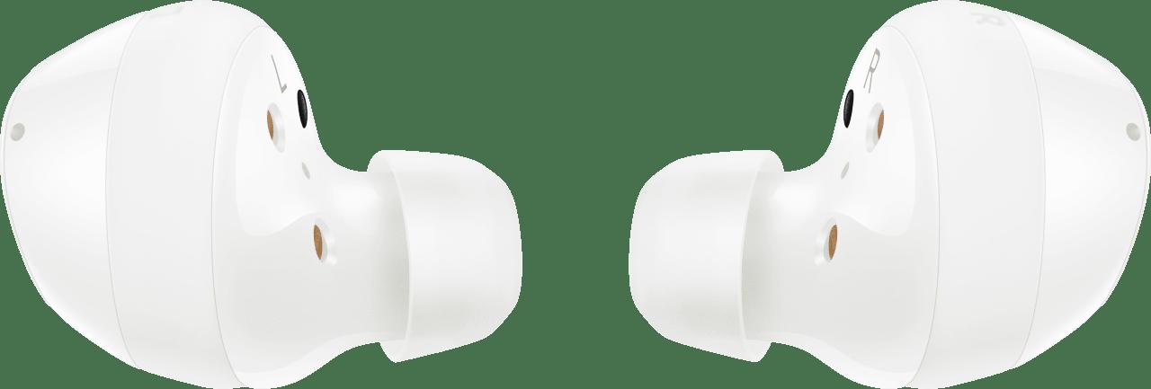 White Samsung Galaxy Buds+ In-ear Bluetooth Headphones.3
