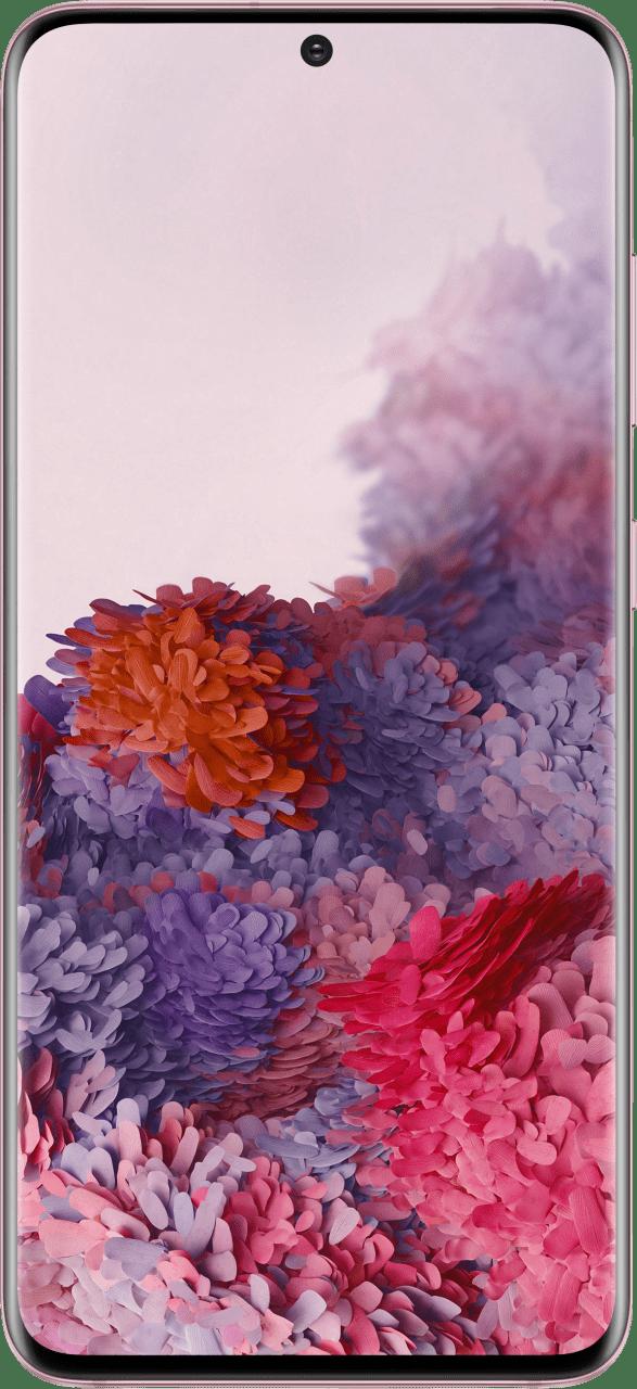Cloud Pink Samsung Smartphone Galaxy S20 - 128GB - Dual Sim.1