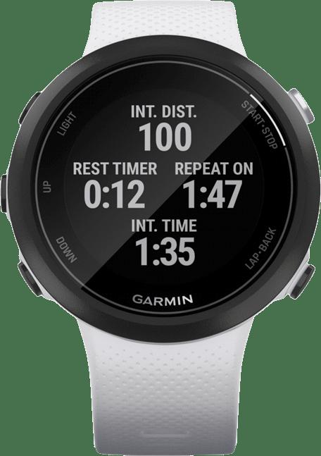 Stone White Garmin Swim ™ 2 GPS Sports watch.3
