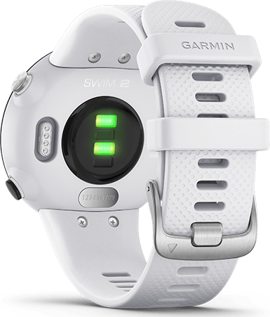 Stone White Garmin Swim ™ 2.2