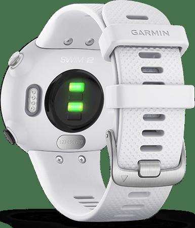 Stone White Garmin Swim ™ 2 GPS Sports watch.2