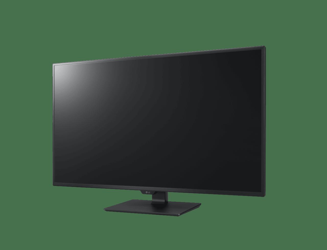 """Black LG - 43"""" Ultra HD 4K 43UN700.2"""