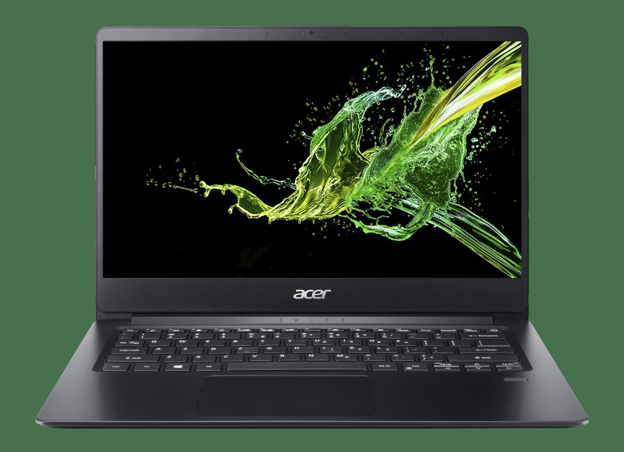 Schwarz Acer Swift 1 SF114-32.1