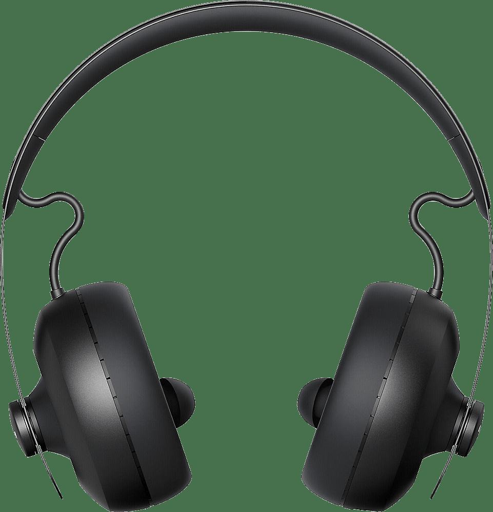Black Nura Nuraphones Noise-Canceling Noise-cancelling Over-ear Bluetooth Headphones.1