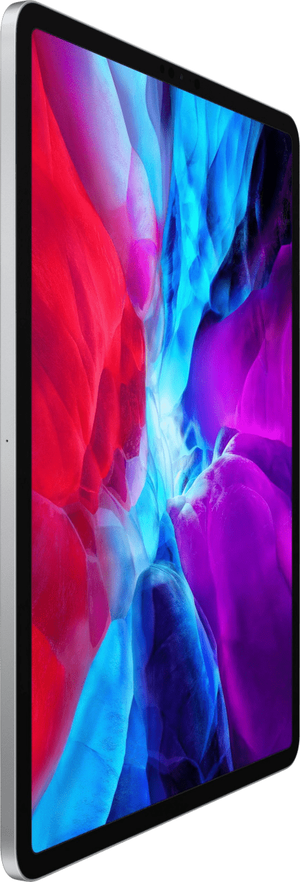 "Silver Apple 12.9"" iPad Pro Wi-Fi + LTE 512GB (2020).2"