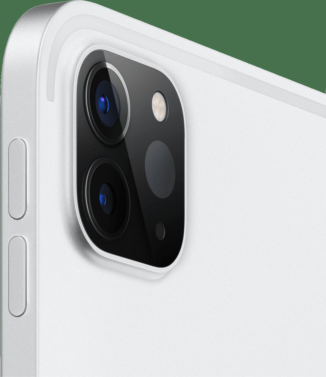"Silver Apple 12.9"" iPad Pro Wi-Fi + LTE 512GB (2020).3"