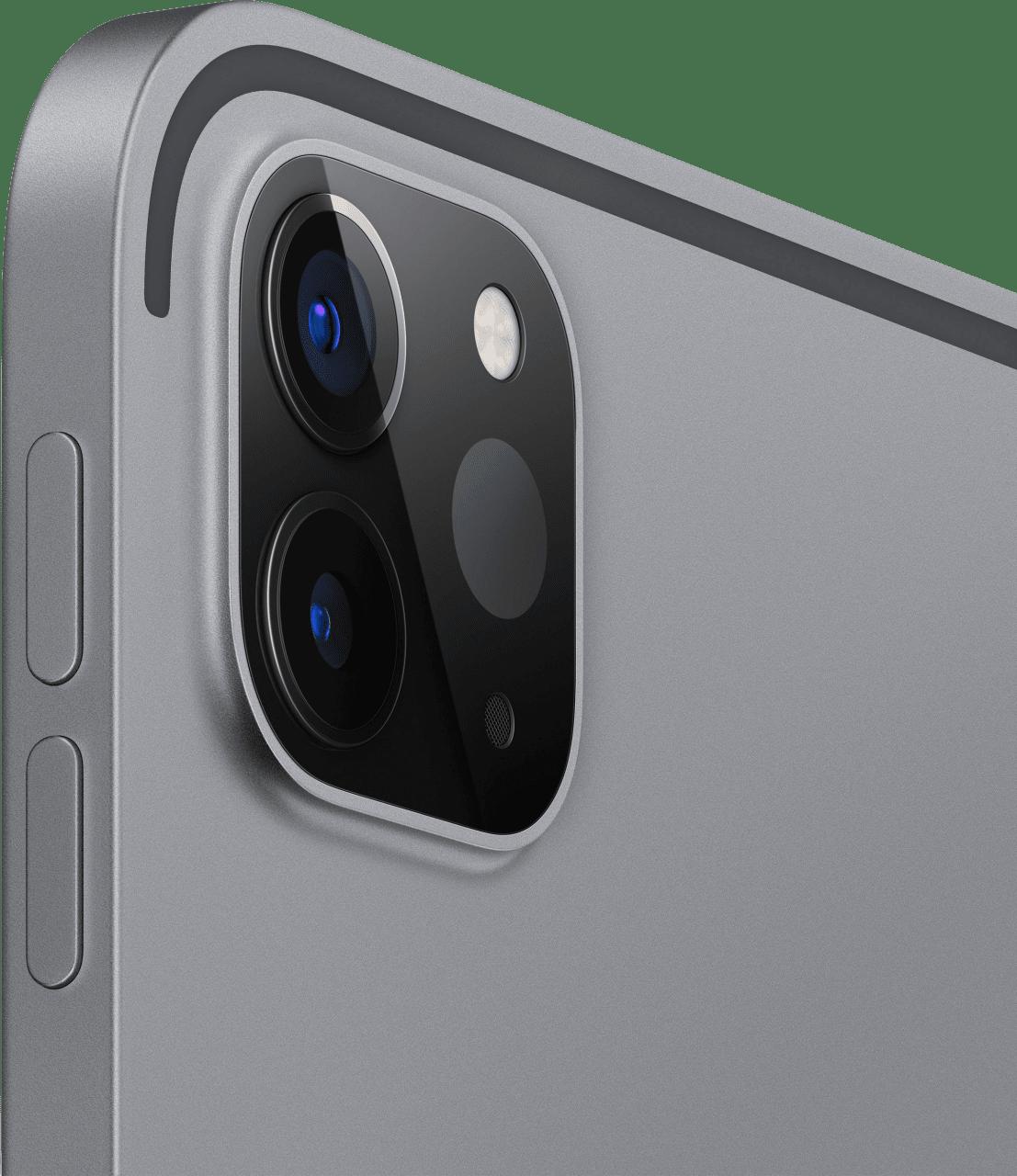 """Space Grey Apple 11"""" iPad Pro Wi-Fi + LTE 256GB (2020).4"""