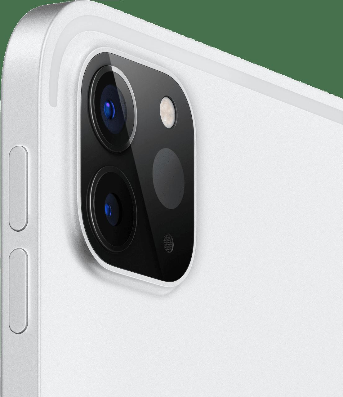 "Silver Apple 11"" iPad Pro Wi-Fi + LTE 1TB (2020).4"