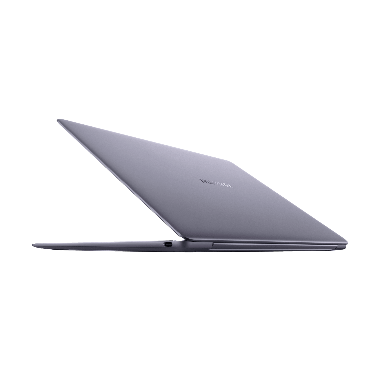 Metallic Grey Huawei MateBook X.3