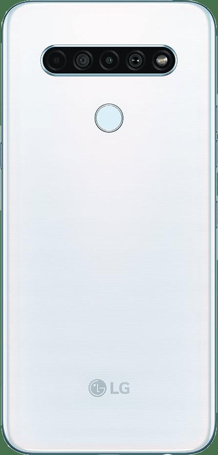 Weiß LG K61 128GB.3
