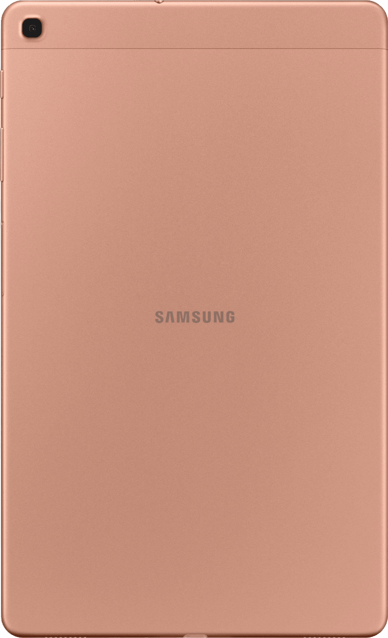 Gold Samsung Galaxy Tab A 10.1 64GB Wi-Fi.2