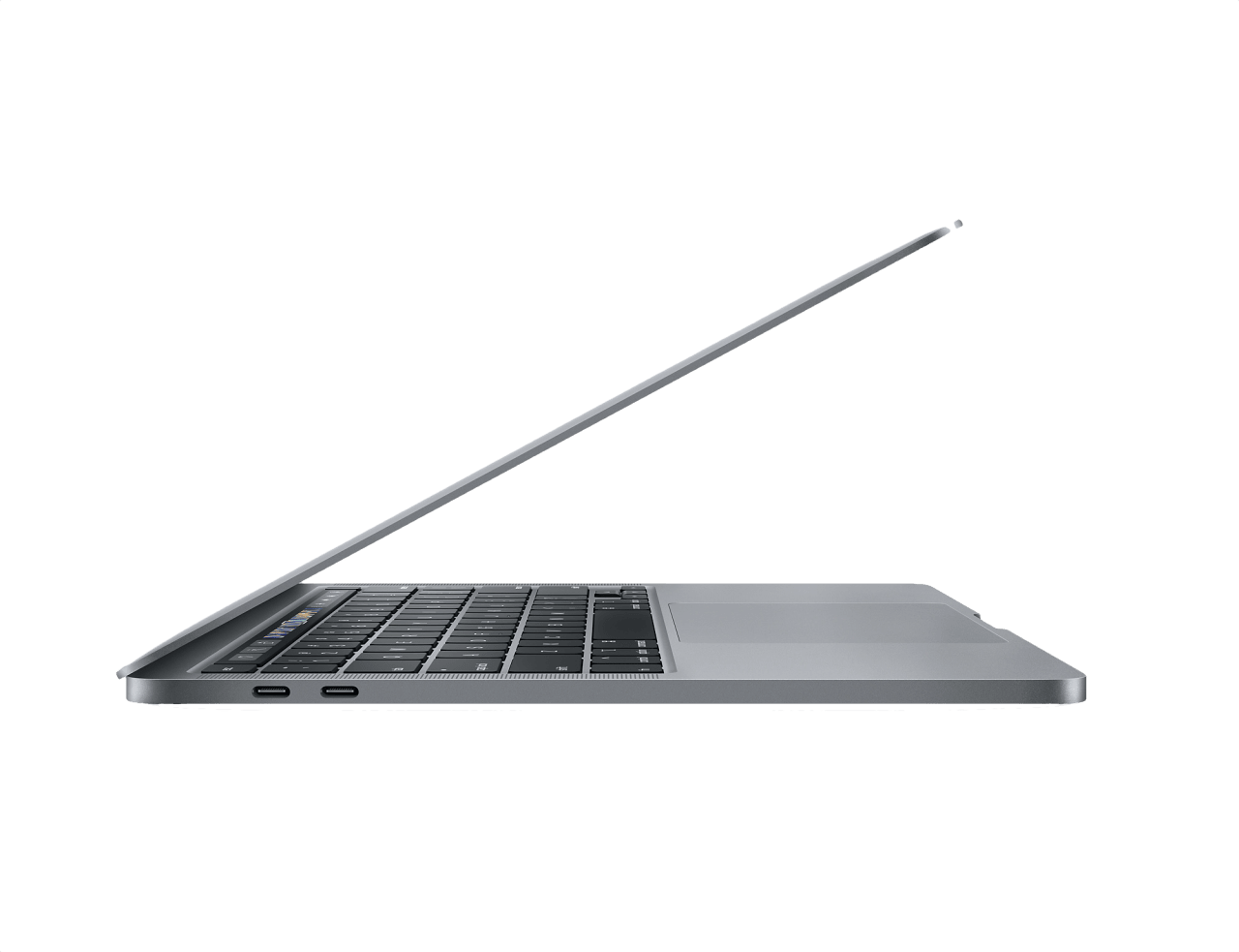 "Space Grau Apple 13"" MacBook Pro (Early 2020) Notebook - Intel® Core™ i5-1038NG7 - 16GB - 512GB SSD - Intel® Iris™ Plus Graphics.2"