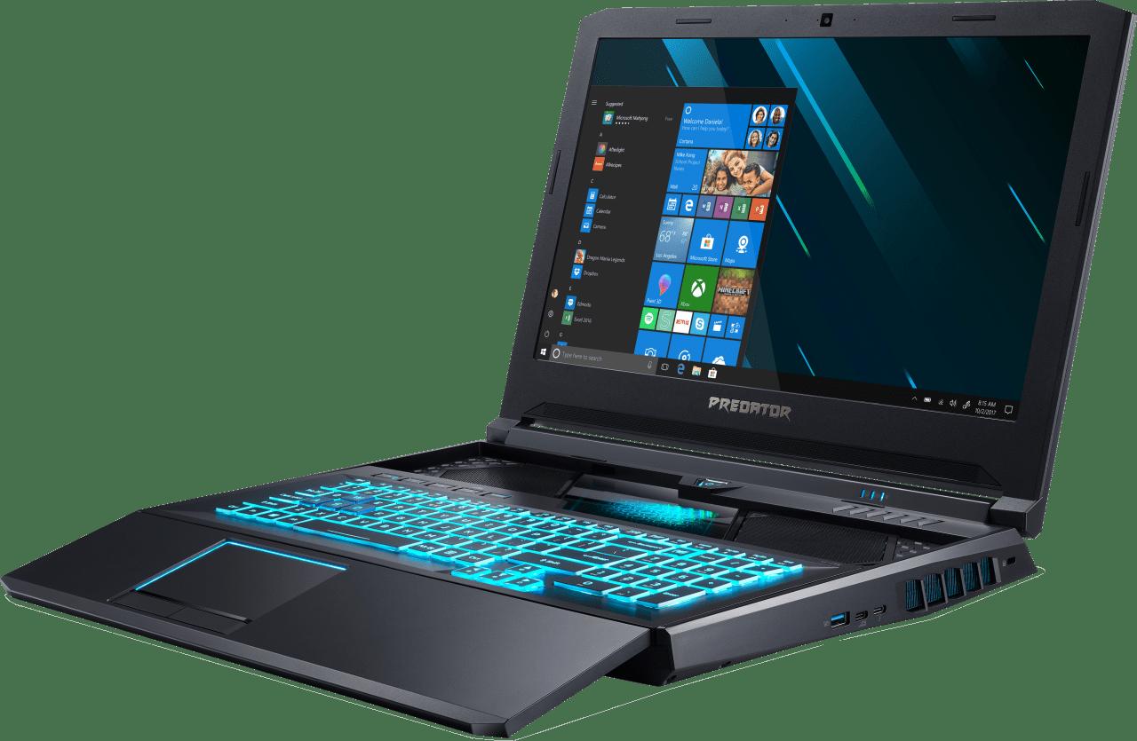 Black / Blue Acer Predator Helios 700 PH717-71-70Z1.2