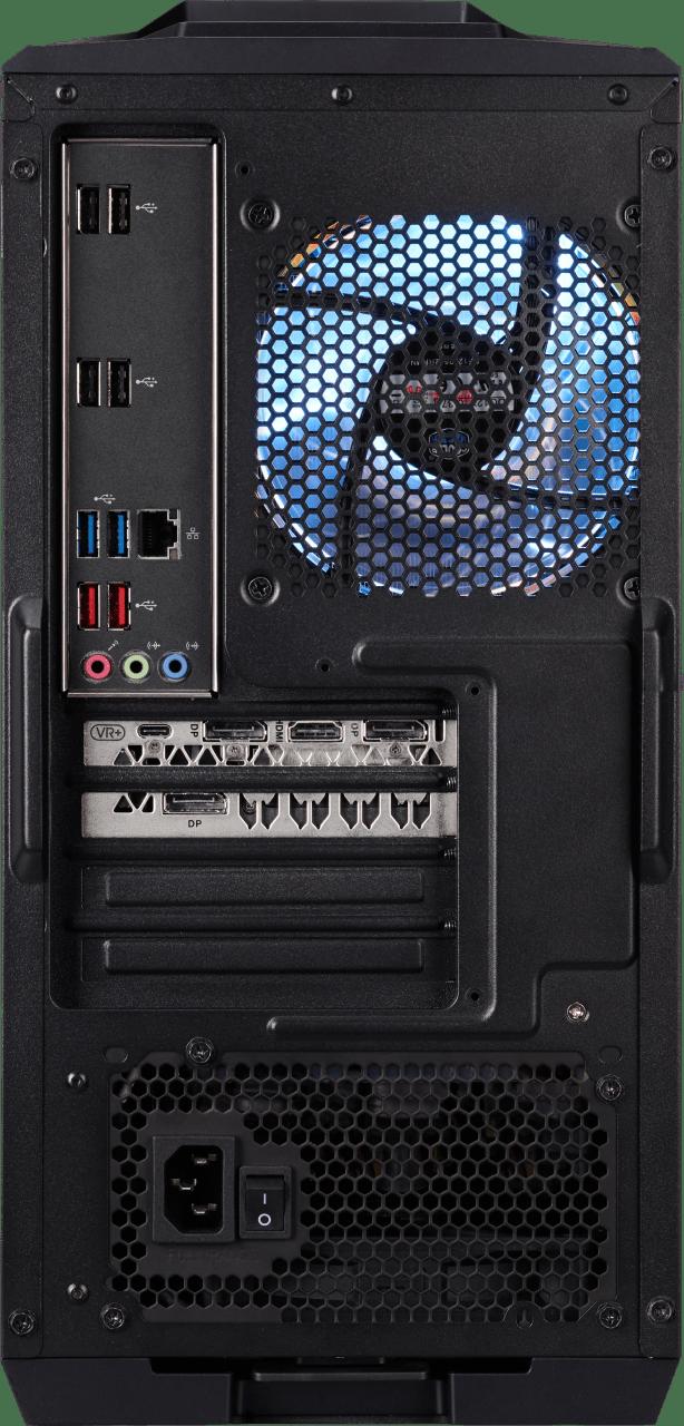 Black / Blue Acer Predator Orion 5000 PO5-600s.4