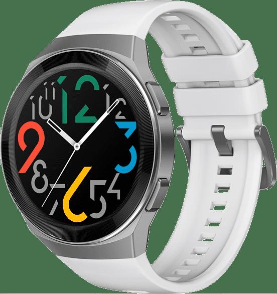 Icy white Huawei Watch GT 2e, 46 mm.1