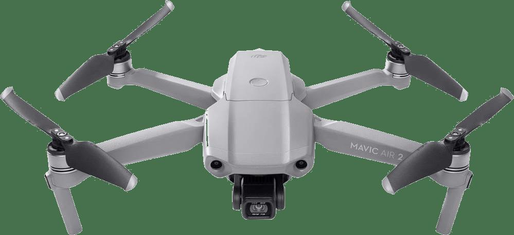 Grey DJI Mavic Air 2 Fly More Combo.1