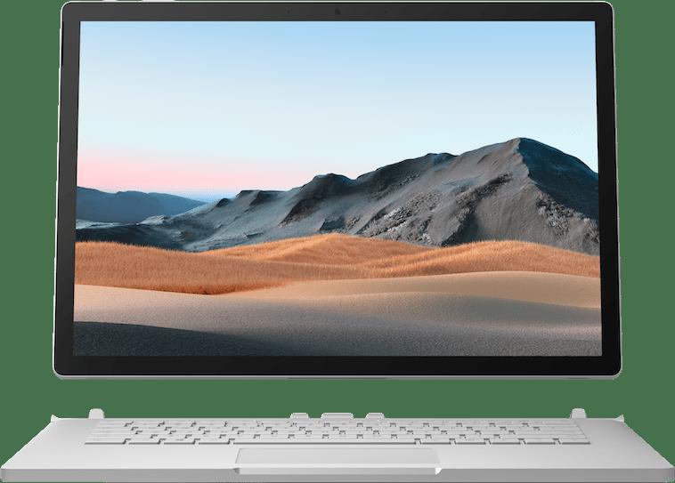 "Platinum Microsoft Surface Book 3 15"".1"
