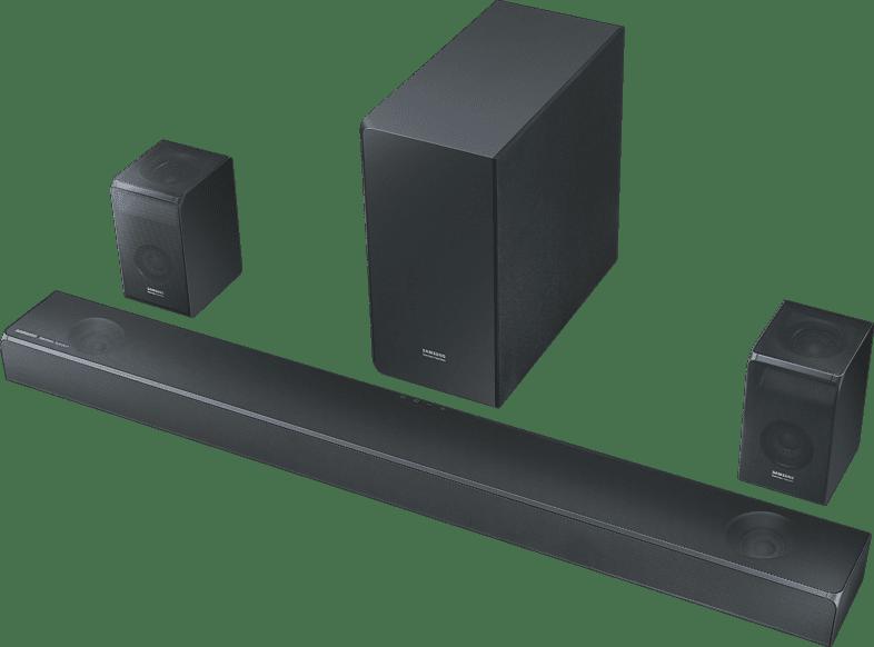 Black Samsung HW-Q90R.2