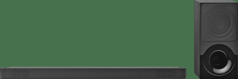 Schwarz Sony HT-XF9000.1