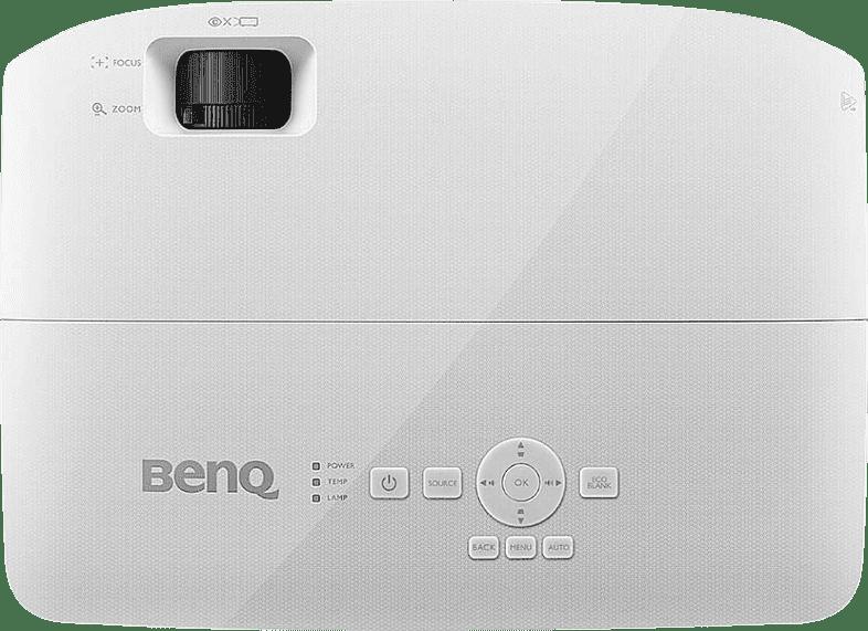 White Benq MS535.4