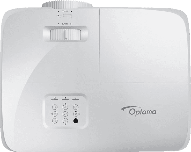 White Optoma HD29H.2