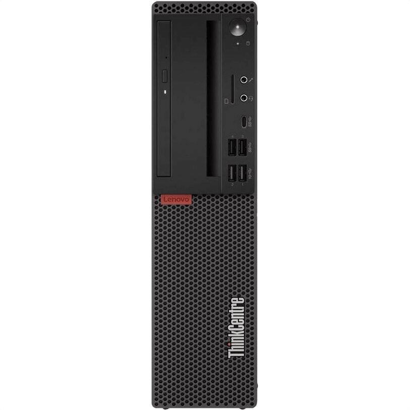 Black Lenovo M720s Desktop - Intel® Core™ i5-9400 - 8GB - 256GB SSD - Intel® UHD Graphics 630.1