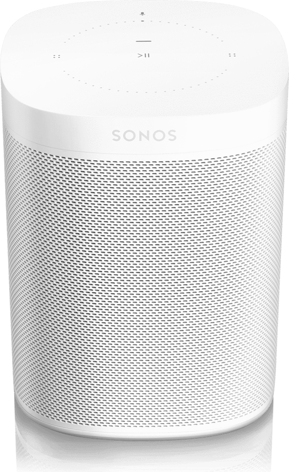 White Sonos One Gen2.3