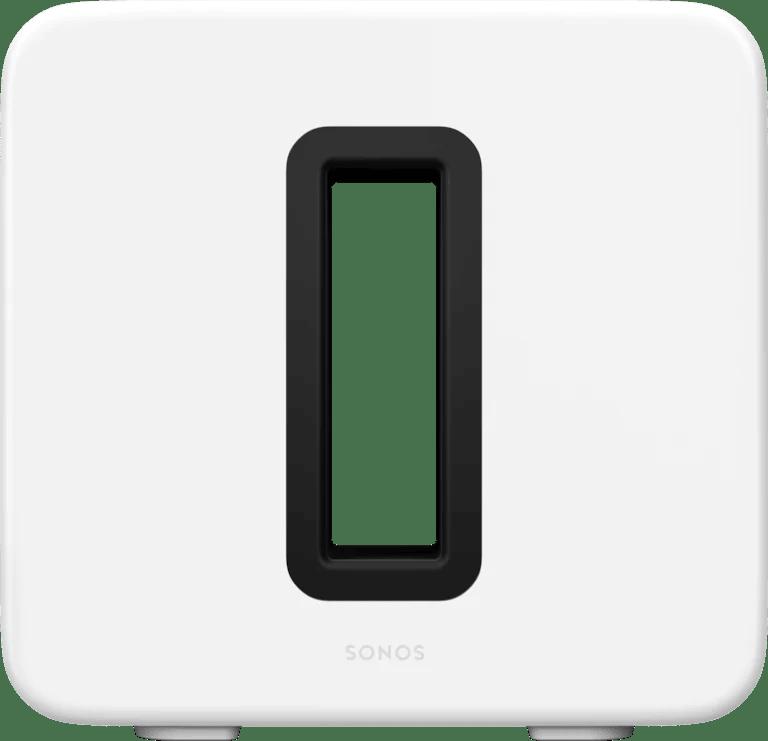 Weiß Sonos Sub (Gen. 3).1
