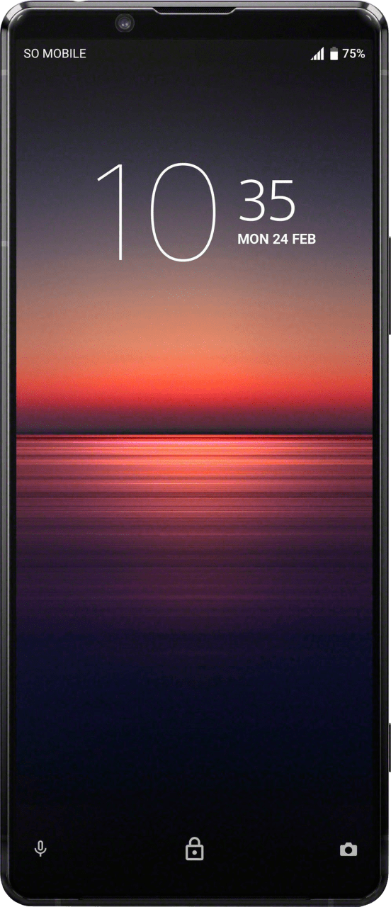 Black Sony Xperia 1 II 256GB.2