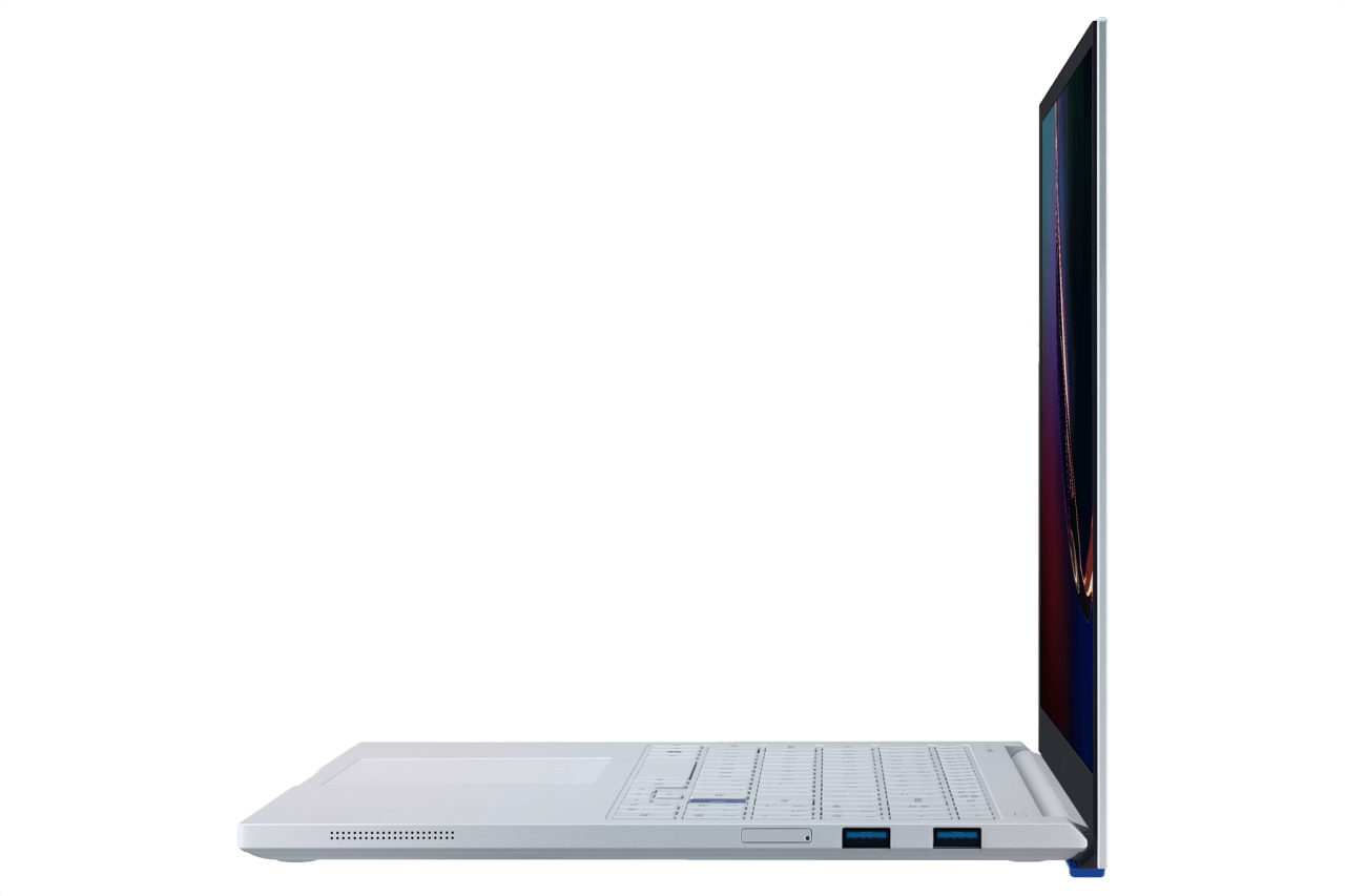 Aura Silver Samsung Galaxy Book Ion.2