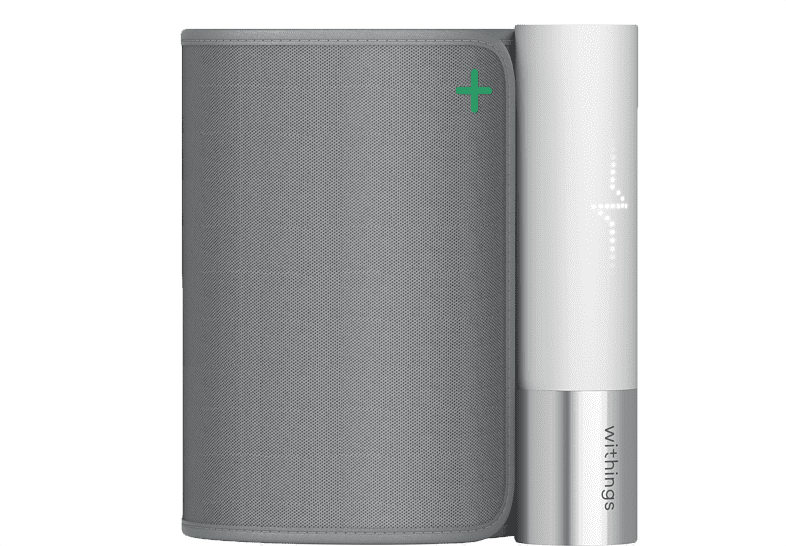 White / Silver Withings BPM Core.1