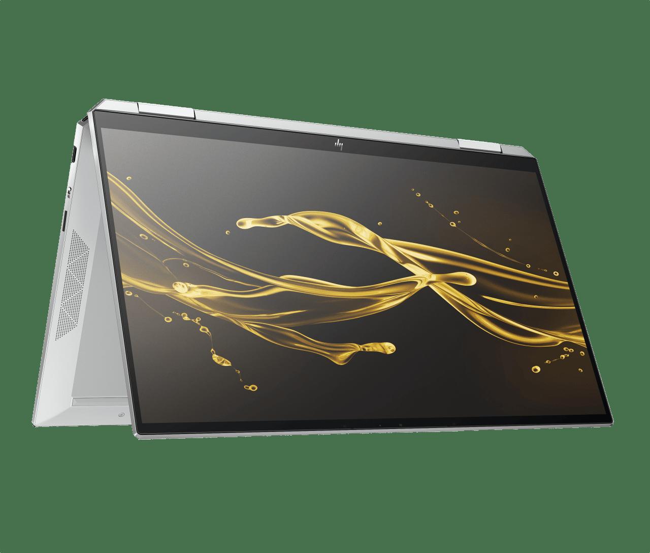 Natural Silver HP Spectre x360 13-aw0030ng Convertible - Intel® Core™ i7-1065G7 - 16GB - 1TB PCIe - Intel® Iris® Plus Graphics.1